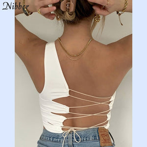 NELLE CROP TOP