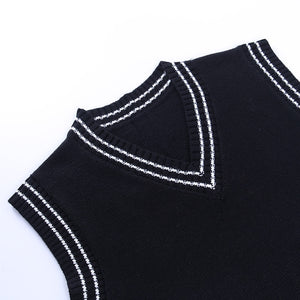 MIRICLE MAKER SWEATER VEST