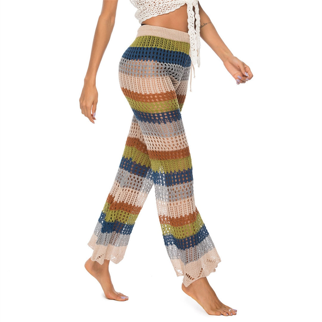 MANA BEACH KNITTED PANTS