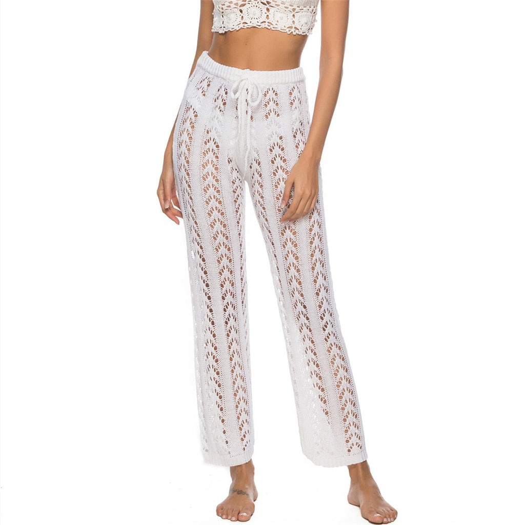 JABON KNITTED BEACH PANTS