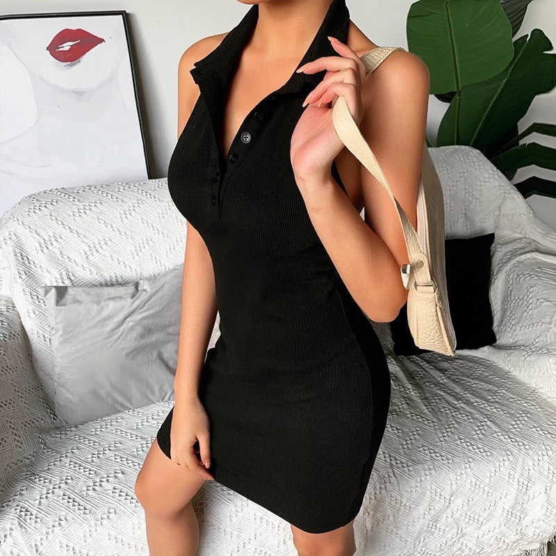 WANNA BE WITH YOU MINI DRESS