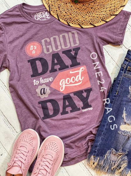 Good Day Shirt - Curvy