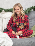 Oh, Christmas Tree Pajama Set