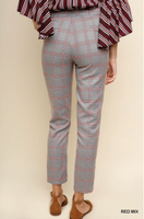 Plaid Pants by Umgee