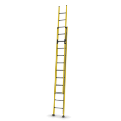 Branach PowerMaster Extension Ladder Range