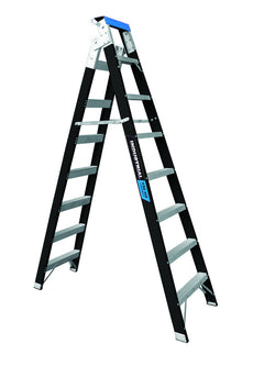Ox Step Extension Ladder Range Fibreglass 150kg
