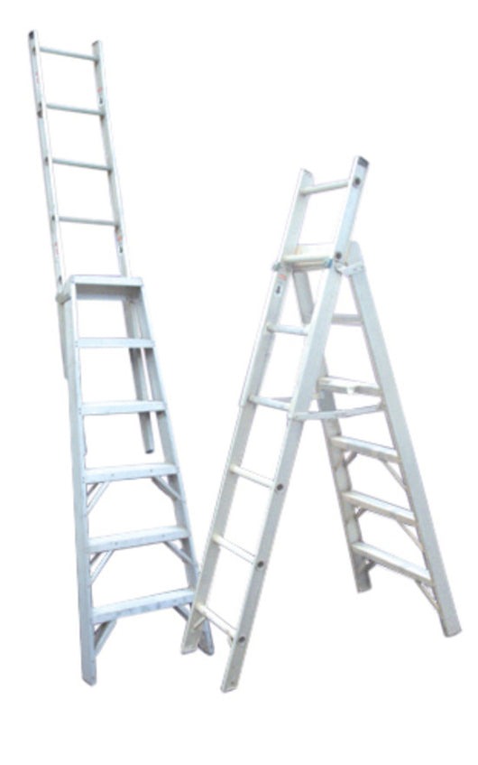 PROC Range Aluminium 5 Way Combination Ladder 150kg