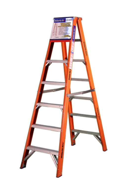 PROSFD Range - Fibreglass Double Sided Step Ladder 150 to 180kg