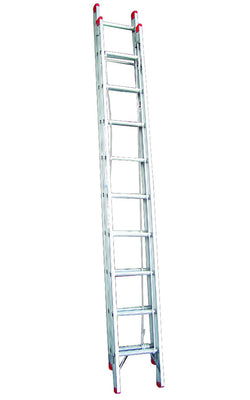 TRDX18 Range Extension Ladder Aluminium 135kg Load Rated