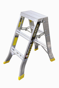Warthog Range - Double Sided Step Ladder 180kg