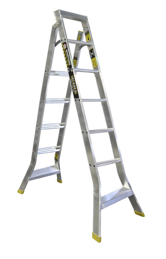 Warthog Step Extension Ladders 180kg