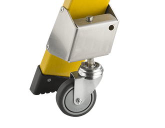 Branach Spring Loaded Castors