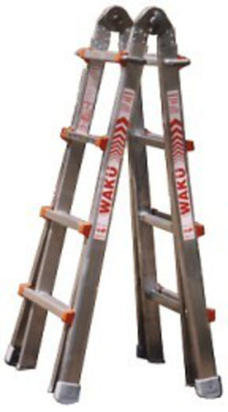 The Waku Telescopic Ladder