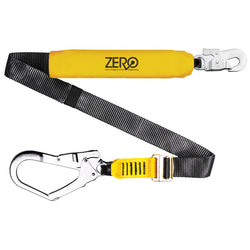 Zero Single Adjustable Webbing Lanyard