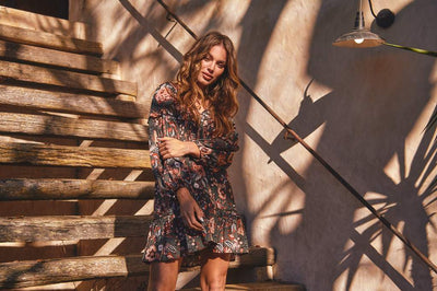 Jaase | DIMITRI TUNIC DRESS | Bohemian Love Runway