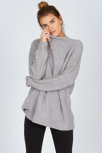 Amuse Society | LETS SNUGGLE SWEATER | Bohemian Love Runway