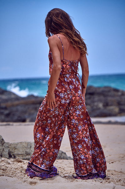Jaase | CHANTELLE CRYSTAL JUMPSUIT | Bohemian Love Runway