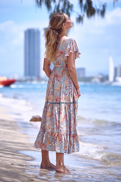 Jaase | SAIL AWAY ~ DEMI DRESS | Bohemian Love Runway