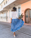 San Jose The Label | INDIAN SUMMER MAXI SKIRT | Bohemian Love Runway