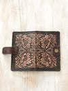 HOUSE OF SKYE | SUNFLOWER LEATHER WALLET | Bohemian Love Runway