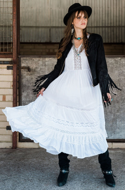 HOUSE OF SKYE | MAYBELLA MAXI DRESS | Bohemian Love Runway