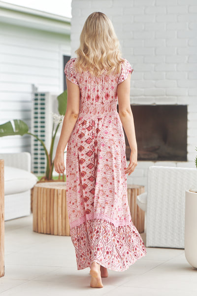 JAASE | AZALEA ROMI MAXI DRESS | Bohemian Love Runway
