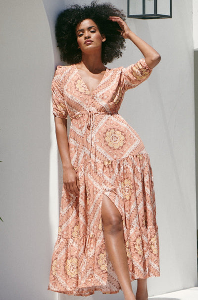 JAASE | PALOMA TESSA MAXI DRESS | Bohemian Love Runway