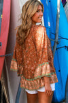 DREAMCATCHER | LARA LATTE TOP | Bohemian Love Runway