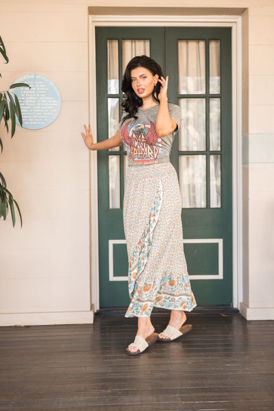 Sanctum The Label | SUNDANCE MAXI SKIRT | Bohemian Love Runway