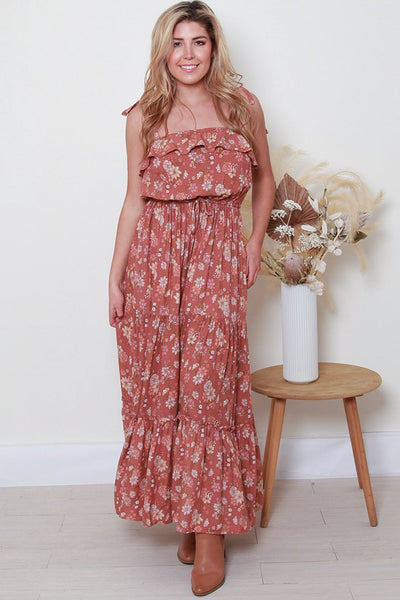 DREAMCATCHER | ELIZABETH MAXI DRESS | Bohemian Love Runway