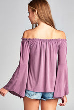 Sarah Off Shoulder Top