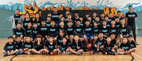 2018/2019 PTBA Winter Break Basketball Camp