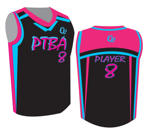 Club Basketball Jersey