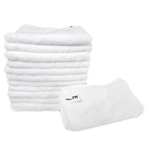 TopCoat F11 white microfiber towel