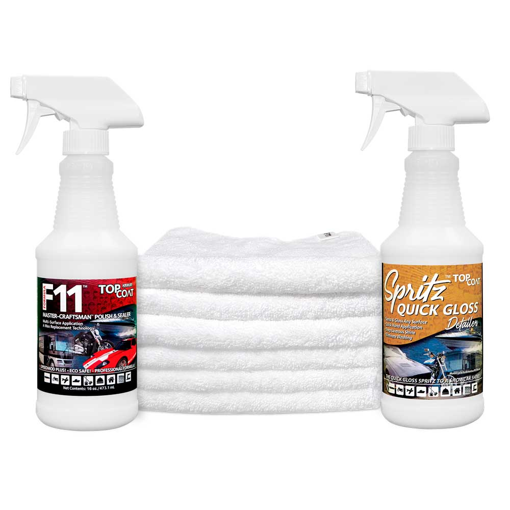 TopCoat® F11® PRO Maintenance Kit