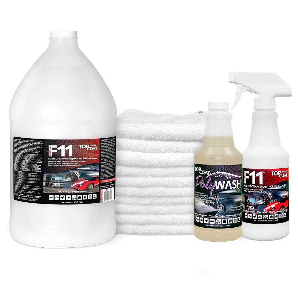 Where Can I Buy Top Coat F11 >> Topcoat F11 Pro Prep Kit