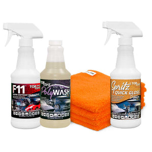 TopCoat® F11® Ultra Kit