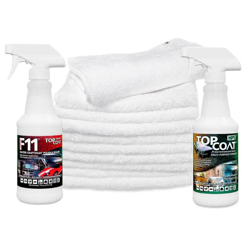 TopCoat® Spring Cleaning Kit