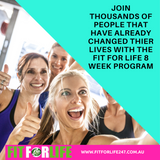 FIT FOR LIFE 8 WEEK PERSONALISED TRANSFORMATION - FIT FOR LIFE FIT FOR LIFE NATION WIDE 8 WEEK CHALLENGE Fit for life 24/7 Fit for life nutrition