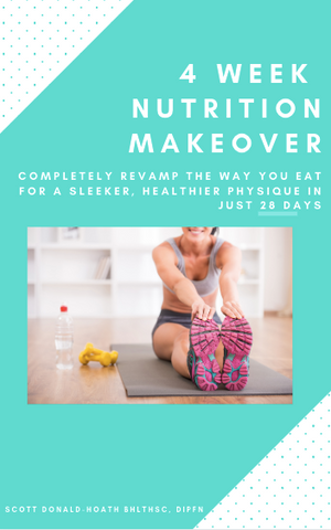 The 4 Week Nutrition Makeover E-Book - FIT FOR LIFE book Fit for life 24/7 Fit for life nutrition