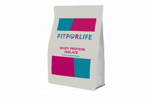 Fit For Life Whey Protein Isolate WPI - FIT FOR LIFE 1kg / Banana PROTEIN Fit for life 24/7 Fit for life nutrition