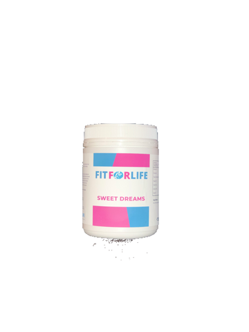 Sweet Dreams by Fit for life - Fit for life 24/7 pty ltd RECOVERY Fit for life 24/7 Fit for life nutrition