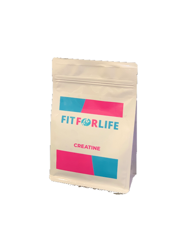 Fit for Life Creatine Monohydrate - FIT FOR LIFE 250g PRE WORKOUTS Fit for life 24/7 Fit for life nutrition