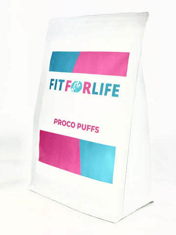 Fit For Life ProCo Puffs - FIT FOR LIFE PROTEIN Fit for life 24/7 Fit for life nutrition
