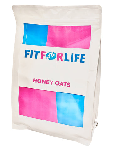 Fit For Life Protein Oats - FIT FOR LIFE PROTEIN Fit for life 24/7 Fit for life nutrition