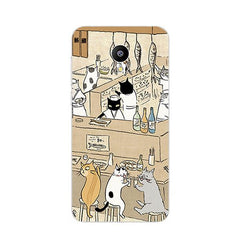 Japanese Kitty Cat Phone Case - For Apple iPhone