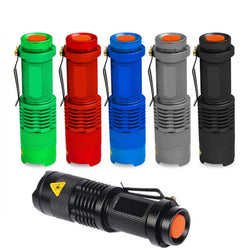 Mini LED Tactical Flashlight