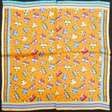 Funky Cats Silk Scarf