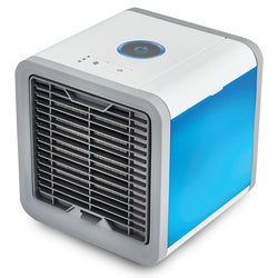 USB Powered Mini Air Humidifier Cooler Fan