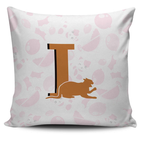 "Cat ""LOVE"" Pillow Covers"